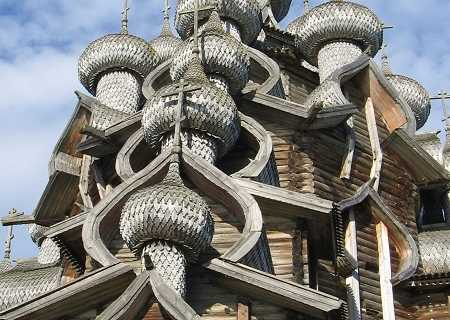 Russian wooden heritage