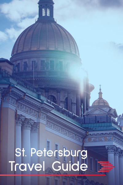 St. Petersburg guide