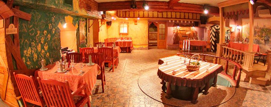 At Gorchakov S Russian And Ukrainian Cuisine