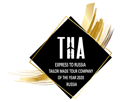 Winner of the 2020 Travel & Hospitality Awards for Russia