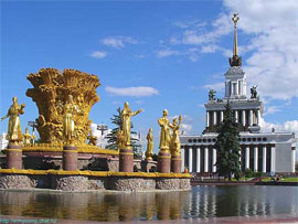 Tour to Russia's 2 Capitals: Moscow and St. Petersburg