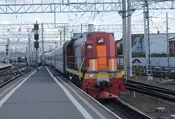 Russian express trains