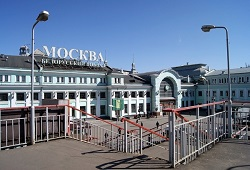 Belorussky Station